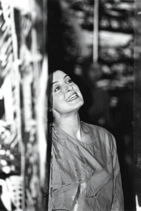 Foto di scena di Lisetta Carmi