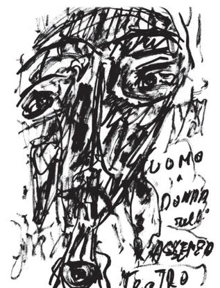 Uomo-Donna del Teatro in-assenza, P. Ferrari, 1997