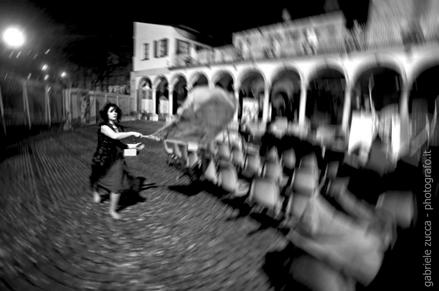Evento speciale del MilanoClownFestival 2012 – Sagrato Santa Maria alla Fontana – Foto di Gabriele Zucca