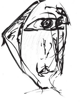 Variante di maschera di A<->B, P. Ferrari, 1997
