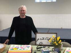 Mary Kerekes' Retirement Gathering