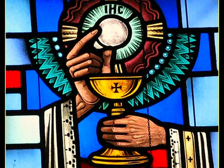 True Presence of Jesus in the Eucharist