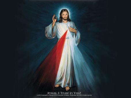 """His Mercy Endures"""