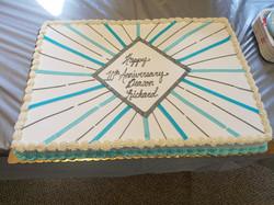 Deacon Richard's Cake
