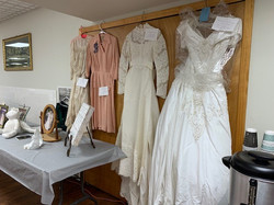 4 Generations of Wedding Dresses