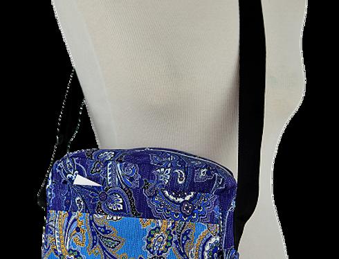 Sea Bleu sac bandoulière