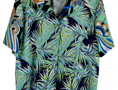 Chemise Jungle Stripes - Taille 38