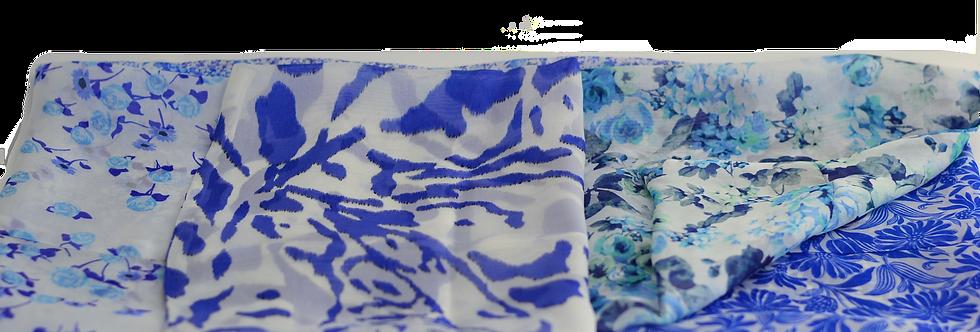 BlueSky Foulard en soie