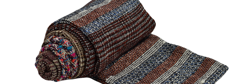 Antarès écharpe de laine