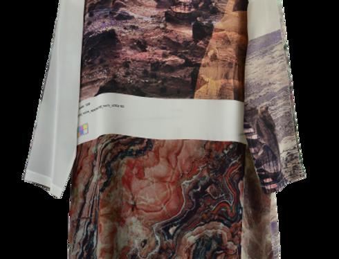 Robe Marbre Minervois  -  Taille 42