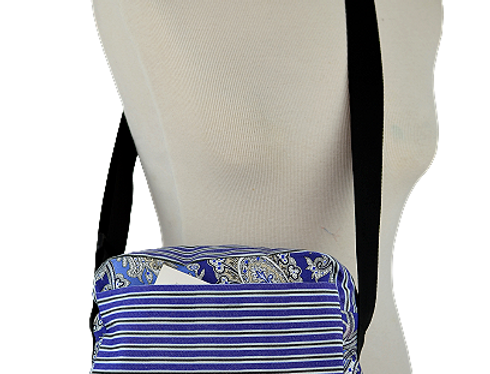 Bleu Line sac bandoulière