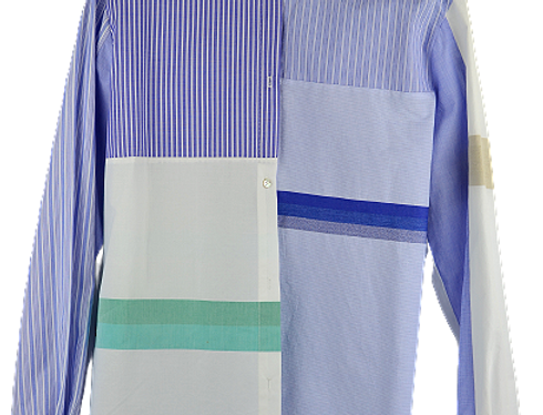 Chemise Shades of Soft Bleu - Taille 40