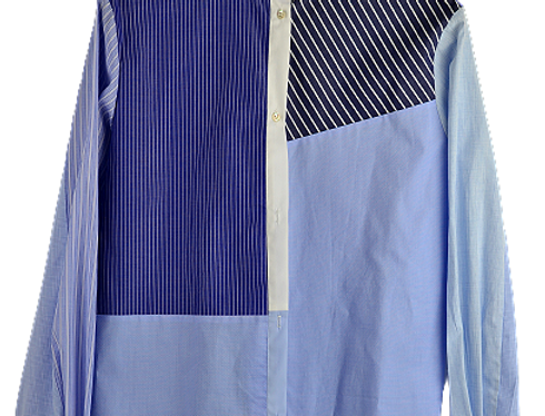 Chemise Shades of  Bleus - Taille 38