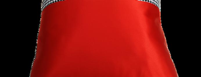 Coussin RougeOrange 50x50