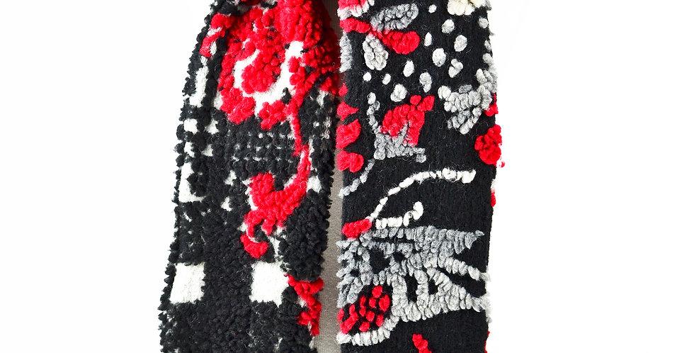 Dery Écharpe de laine