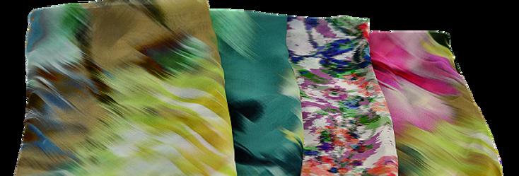 Foulard Shade of Colors