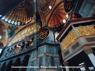 "Mare hieratică. Cappella Romana - ""Lost Voices of Hagia Sophia"". The Christian Voices of..."