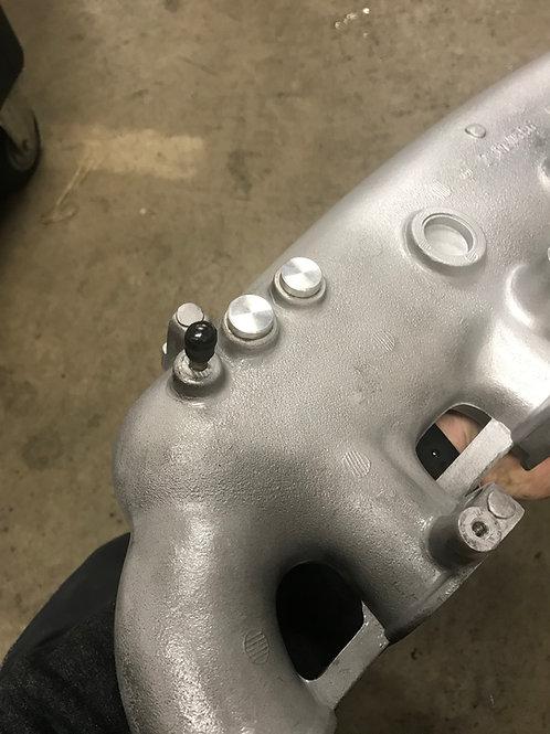 Intake Manifold Rear Tube Removal Blanking Plugs