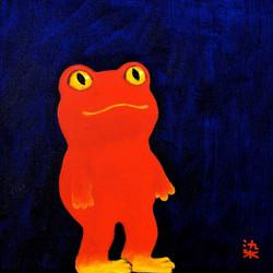 red froggie 染