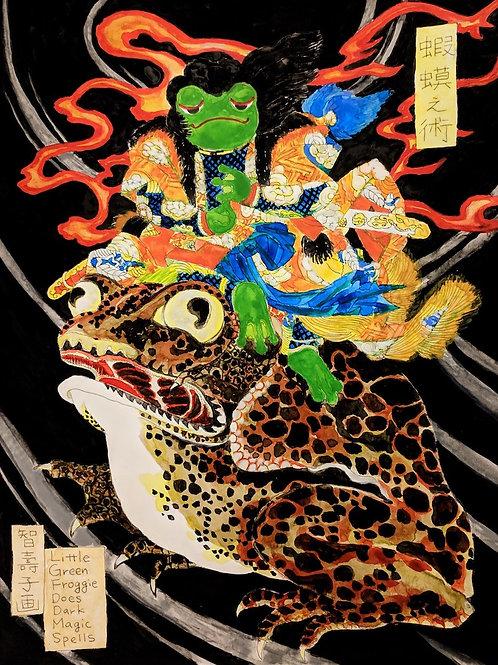 Toad's Black Magic (Gama)