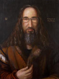 Portrait of A Jewish Man