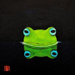 boiling froggie