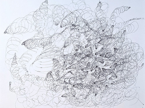 Drawing Spirals movement