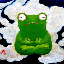 Meditation   想