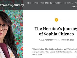 The Heroine's Journey of Sophia Chizuco