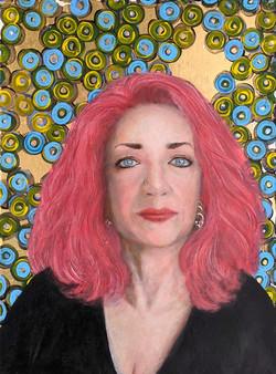 Portrait of an Artist, Jeanne Brasile