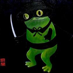 Zoro Froggy 闘闇