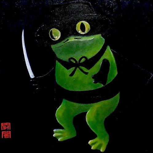 Zorro Froggie