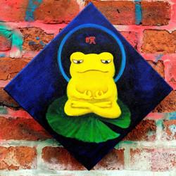 mok froggie 瞑