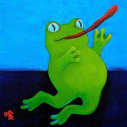 jumping froggie 喰