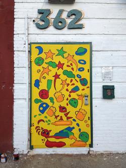 yellow door project -Jefferson St-