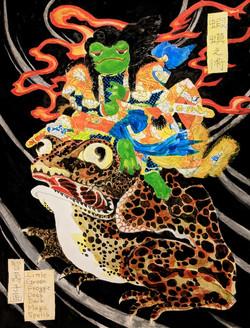 Toad's Black Magic