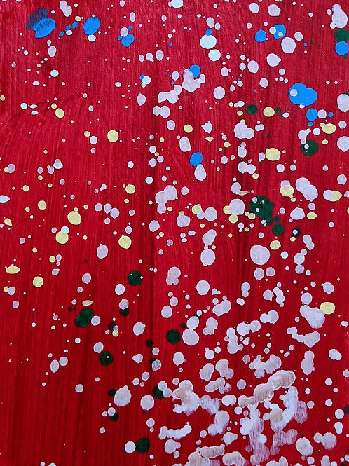 Dots on Red 2