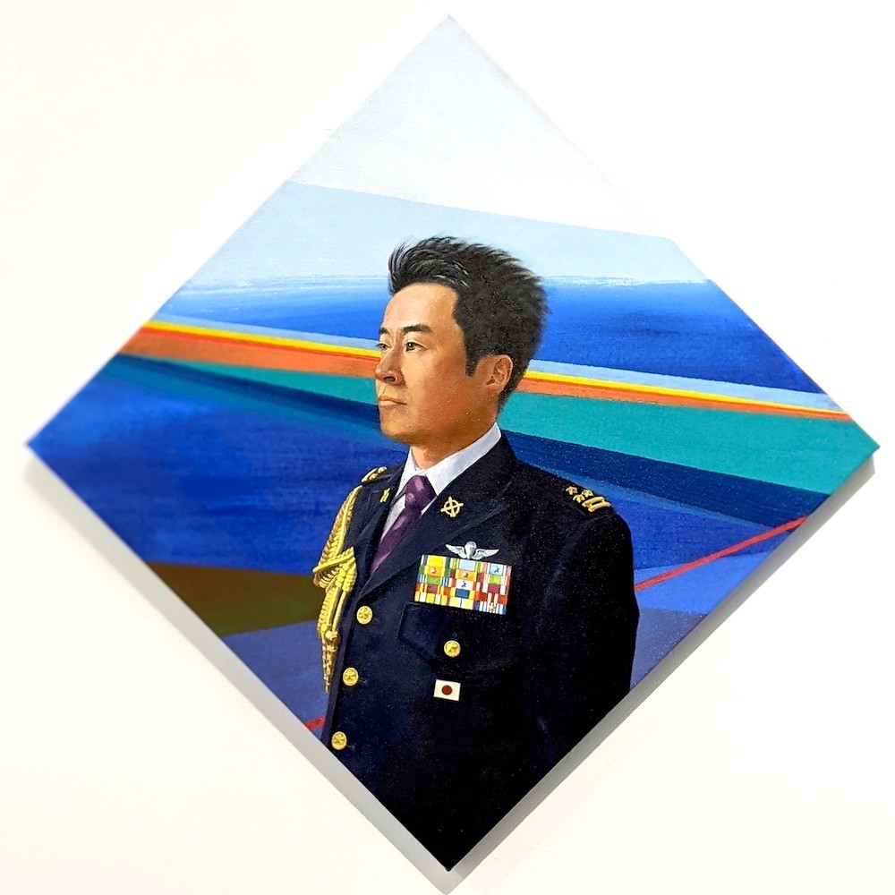 Portrait of A Young Colonel