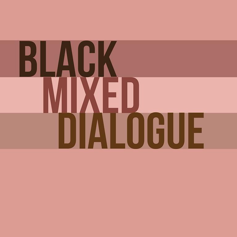 October Black Mixed Dialogue