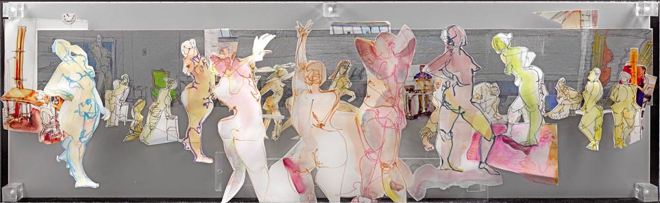 """""""Blyth Spirits of the Studio"""""""