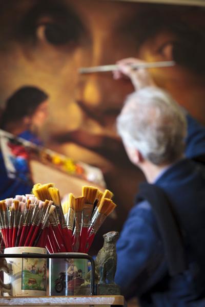 Kim-Painting