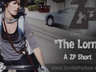 The ZOMBIE PARKOUR Website is ALIVE!!!