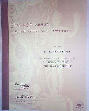 Luke-Kearney-SAG-Awards-The-Dark-Knight.