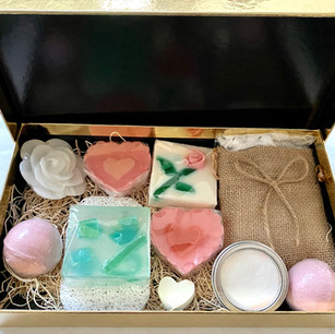 Assorted Custom Spa Packages