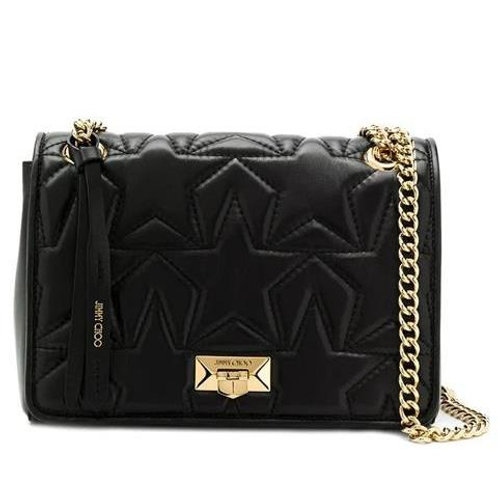 [JIMMY CHOO] Helia Shoulder Bag