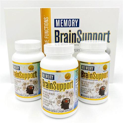 Brain Support - 3Pak