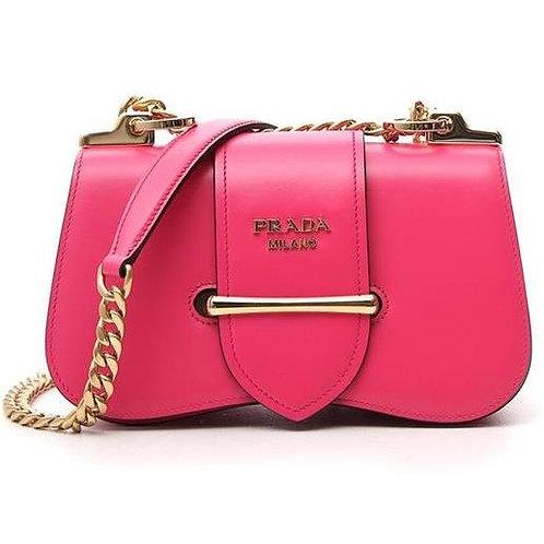 [PRADA] Sidonie Saffiano Leather Bag
