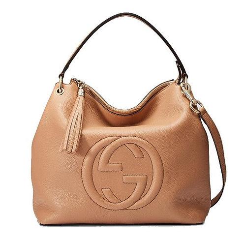 [GUCCI] Soho Leather Handbag