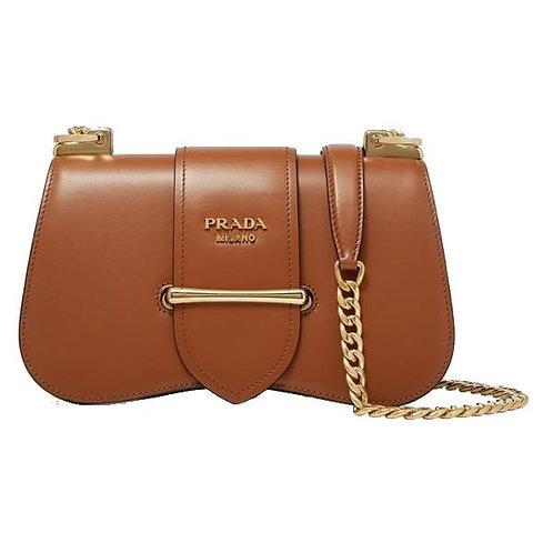 [PRADA] Sidonie Leather Bag