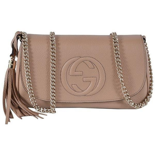 [GUCCI] Soho Tassel Crossbody Bag